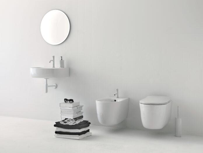 kerasan nolita lavabo e sanitari sospesi finitura