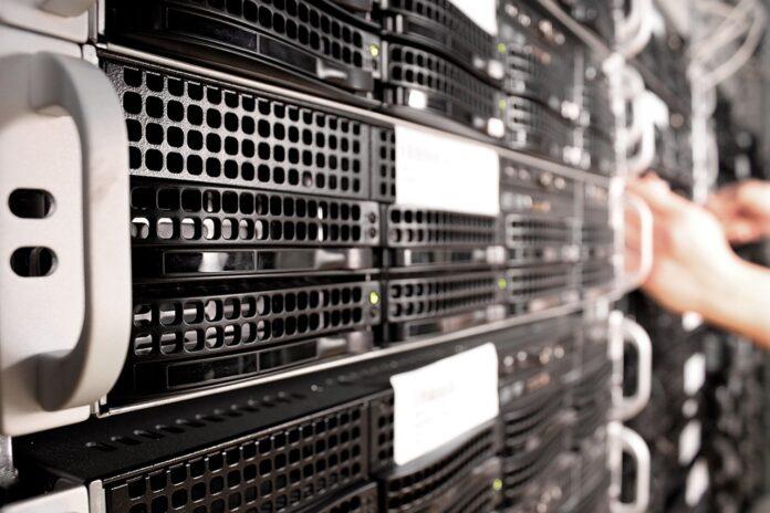 web server e application server
